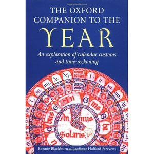 The Oxford Companion to the Year [Repost]