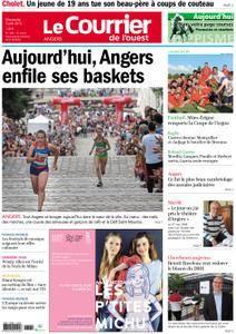 Le Courrier de l'Ouest Angers - 03 juin 2018