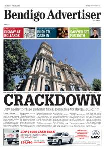 Bendigo Advertiser - April 18, 2019