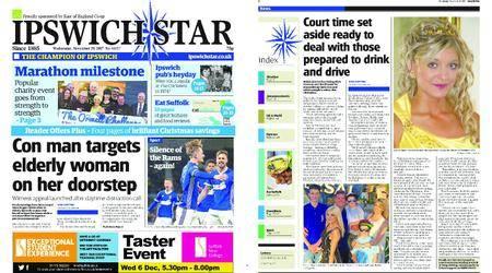 Ipswich Star – November 29, 2017