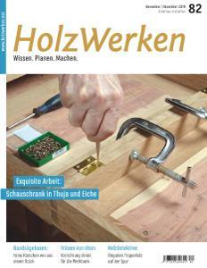 HolzWerken - November-Dezember 2019