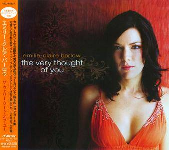 Emilie-Claire Barlow - The Very Thought Of You (2007) [Japanese Edition]