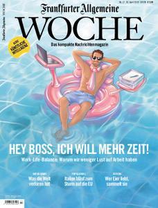 Frankfurter Allgemeine Woche - 19. April 2019