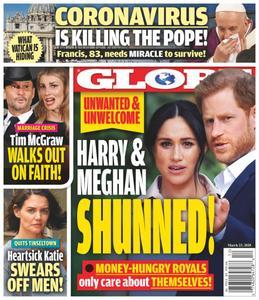 Globe – March 23, 2020