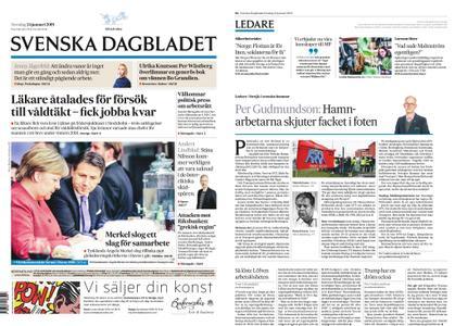 Svenska Dagbladet – 24 januari 2019