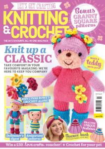 Let's Get Crafting Knitting & Crochet - June 2020