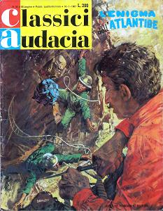 Classici Audacia - Volume 39 - Blake & Mortimer - L'Enigma Di Atlantide