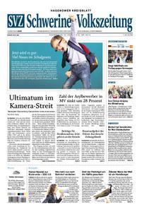 Schweriner Volkszeitung Hagenower Kreisblatt - 24. Januar 2019