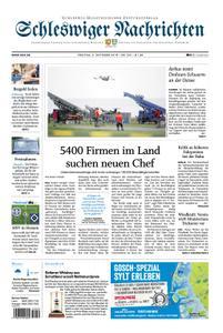 Schleswiger Nachrichten - 05. Oktober 2018