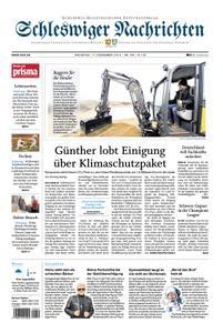 Schleswiger Nachrichten - 17. Dezember 2019