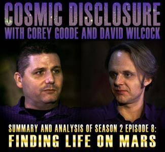 Cosmic Disclosure with Corey Goode and David Wilcock (Seasons 1-5)
