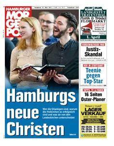 Hamburger Morgenpost - 31. März 2018