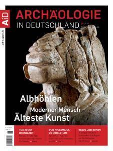 Archäologie in Deutschland - Dezember 2016 - Januar 2017