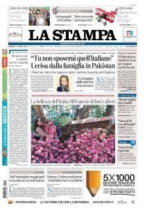 La Stampa Torino Provincia e Canavese - 22 Aprile 2018
