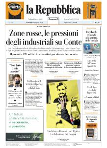 la Repubblica - 12 Giugno 2020