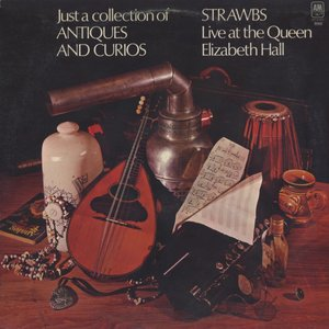 Strawbs - Just A Collection Of Antiques And Curios (1970) A&M Records - US Promo 1st Pressing - LP/FLAC In 24bit/96kHz