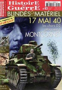 Histoire de Guerre, Blindes & Materiel №83 Juin / Juollet 2008 (reup)