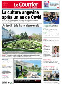 Le Courrier de l'Ouest Nord Anjou – 19 avril 2021