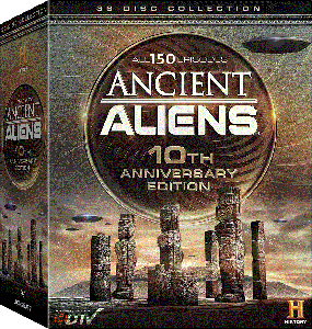 History Channel - Ancient Aliens Complete Season 0-13 (2009-2019)