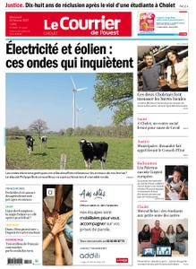Le Courrier de l'Ouest Cholet – 24 février 2021