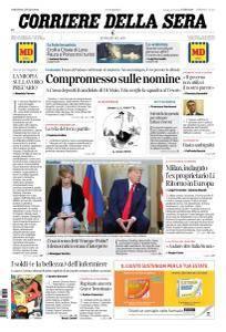 Corriere della Sera - 21 Luglio 2018