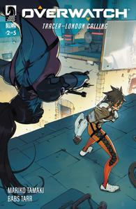 Overwatch - Tracer - London Calling 02 (of 05) (2020) (digital-Empire