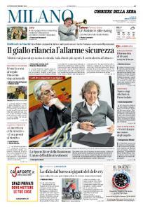 Corriere della Sera Milano – 21 dicembre 2020