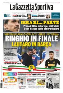 La Gazzetta dello Sport – 14 giugno 2020