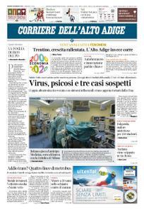 Corriere dell'Alto Adige – 30 gennaio 2020