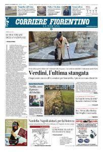 Corriere Fiorentino La Toscana - 14 Settembre 2018
