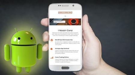 Crea una App Android con il tuo Sito Web: corso per tutti
