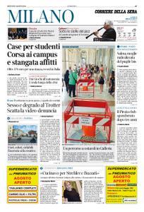 Corriere della Sera Milano – 22 agosto 2019