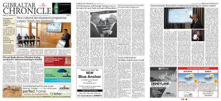 Gibraltar Chronicle – 12 January 2018