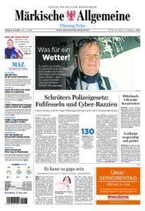 Märkische Allgemeine Fläming Echo - 08. Juni 2018