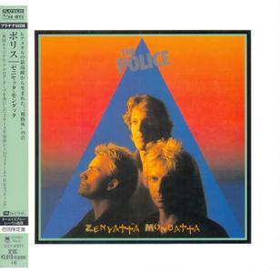 The Police - Zenyatta Mondatta (1980) [Japanese Platinum SHM-CD]