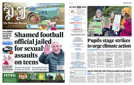 The Press and Journal Highlands and Islands – November 30, 2019