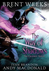 Yen Press-The Way Of Shadows The Graphic Novel 2021 Hybrid Comic eBook