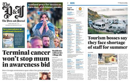 The Press and Journal Moray – June 22, 2021
