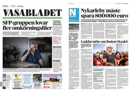 Vasabladet – 23.08.2019
