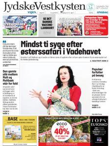 JydskeVestkysten Vejen – 24. april 2019