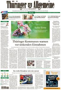 Thüringer Allgemeine – 23. August 2019