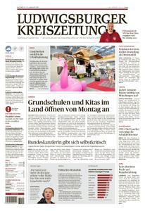 Ludwigsburger Kreiszeitung LKZ - 27 Januar 2021