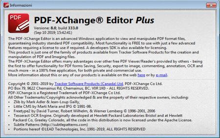 PDF XChange Editor Plus 8.0.333.0 Multilingual