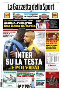 La Gazzetta dello Sport Roma – 21 dicembre 2019