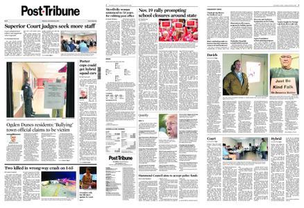 Post-Tribune – November 11, 2019