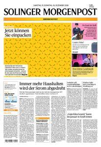 Solinger Morgenpost – 15. Dezember 2018