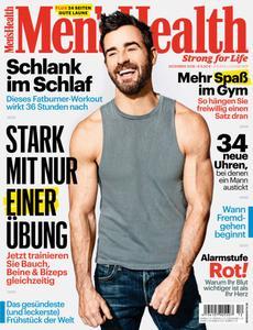 Men's Health Germany - Dezember 2018