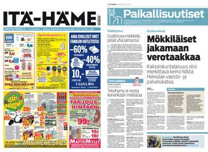 Itä-Häme – 25.04.2019