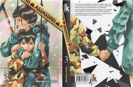 Assassins - Tome 3