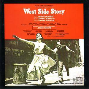 VA - West Side Story (Original Broadway Cast) (1957) {1990 Columbia CD} **[RE-UP]**